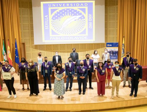 Clausura de la cuarta edición del título universitario FEVIDA
