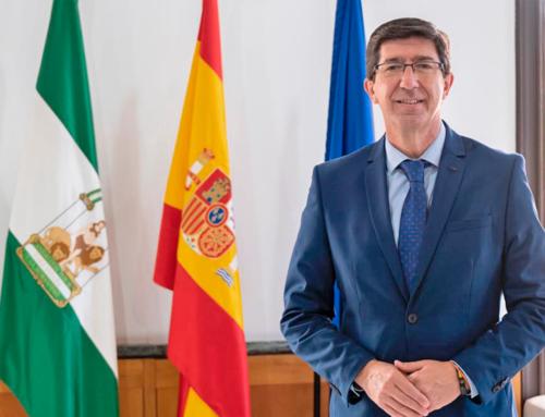 Entrevista a Juan Marín en boletín digital